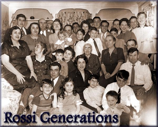 Rossi Generations