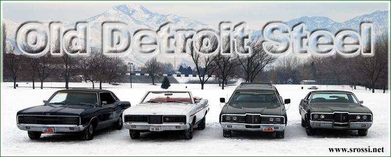 Old Detroit Steel